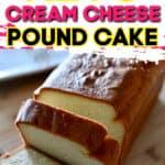 keto cream cheese pound cake almond flour