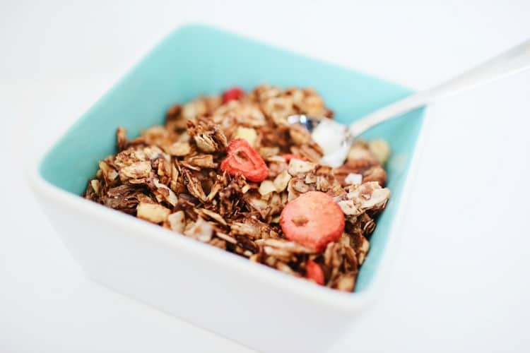 Keto Cooking School Granola