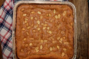 low carb Keto Peanut Butter Bars