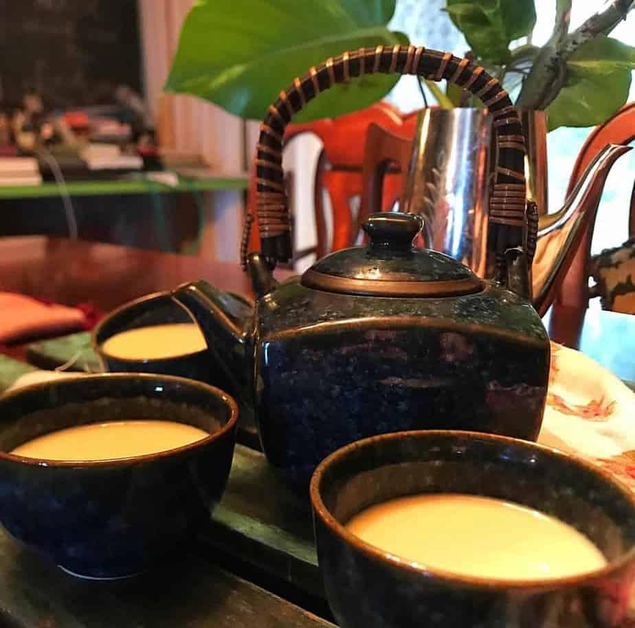 Keto Chai Latte, Goan Style · Fittoserve Group