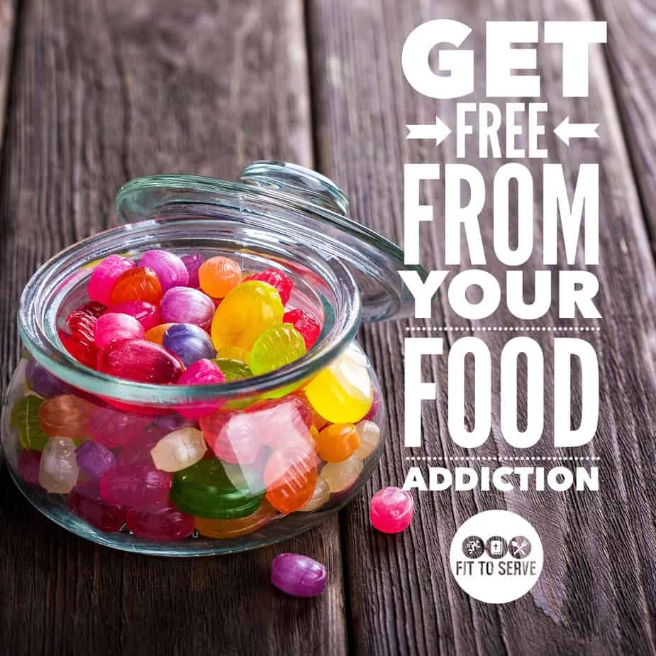 Get free from your food addiction