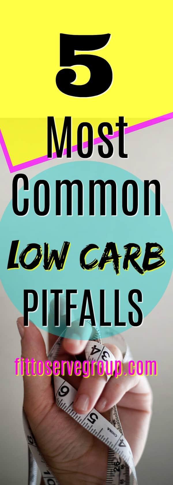 5 most common keto pitfalls