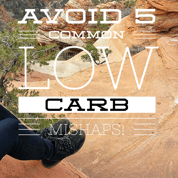 Avoid the most common low carb diet pitfalls