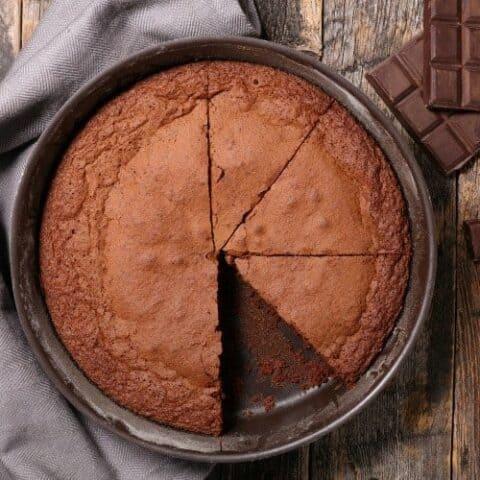 Keto Hershey's Chocolate Cake