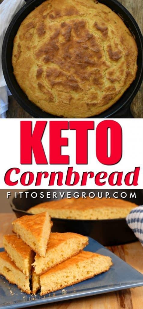Keto Cornbread