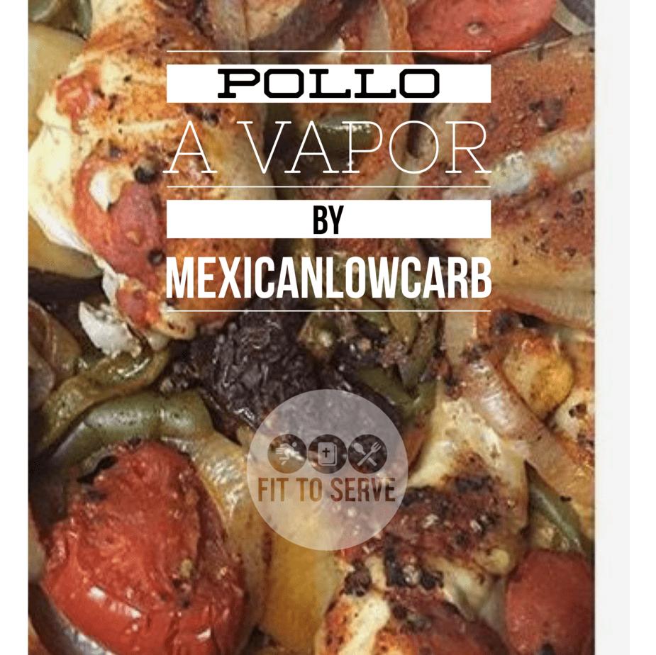 Mexican Chicken Pollo A Vapor