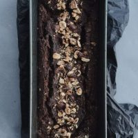 Low Carb Chocolate Pumpkin Pound Cake