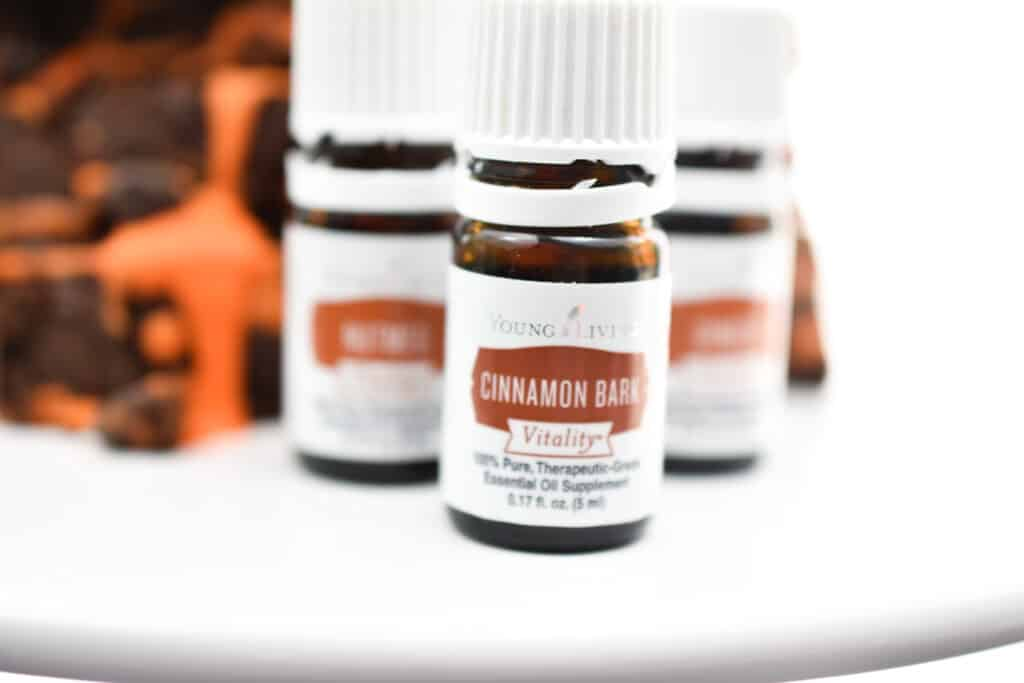 Young living vitality essential oils
