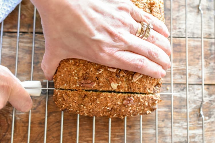 keto high fiber bread