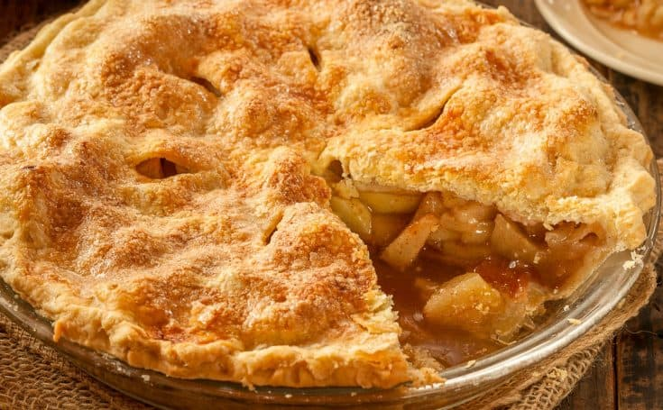Keto Apple Pie