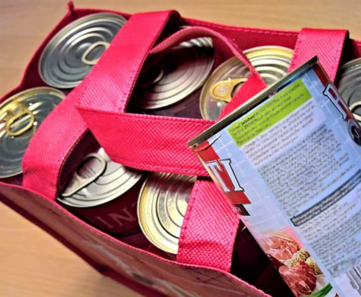 keto emergency food prep