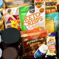 Keto Emergency Food Prep Guide