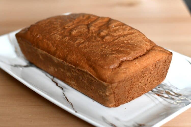 No Fuss Keto Quick Bread