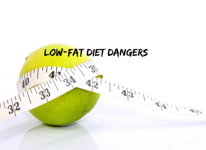 Are you wondering if a low-fat diet is actually healthy? I am going to share with you why I think there are low-fat dangers you need to be aware of.