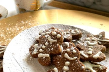 It's a recipe for Keto Gingerbread cookies.