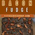keto bacon grease fudge