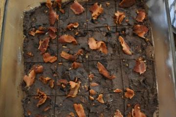 keto bacon fudge