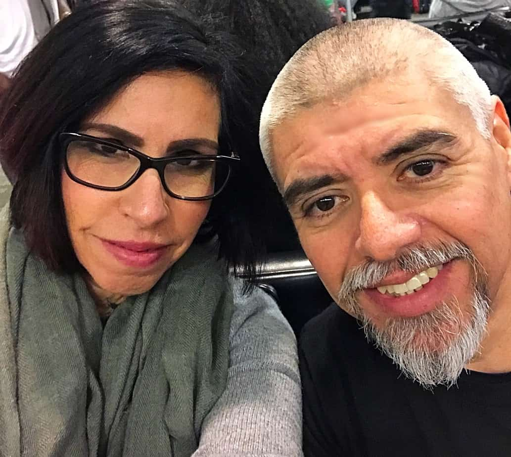 Hilda and Randy Solares picture