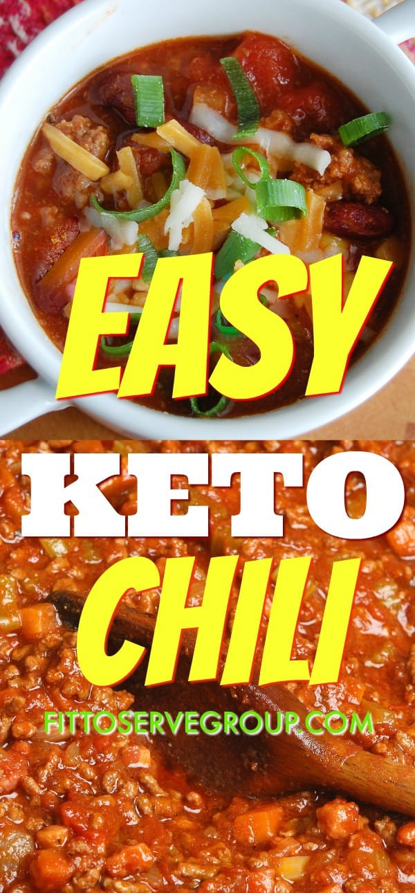 Easy Keto Chili