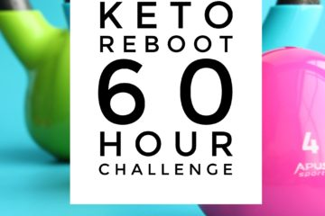 Keto Reboot Challenge And Cleanse