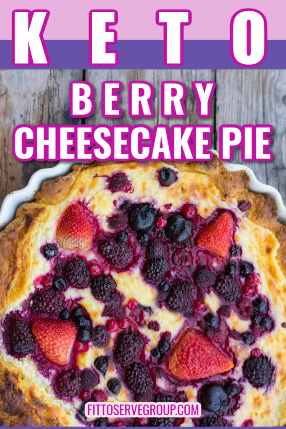 low carb berry cheesecake pie a low carb cheesecake featuring three types of berries baked in a pie dish