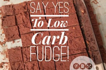 Low Carb Keto Fudge