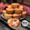 Low Carb Keto Cranberry Coconut Muffins