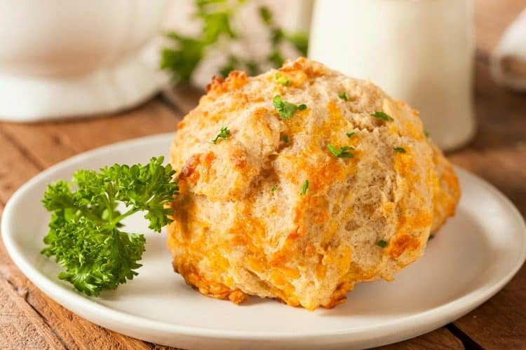 Cheese Keto Biscuits
