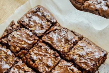 Rich Keto Brownies