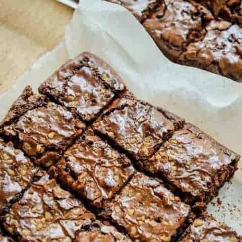 Rich Keto Brownies
