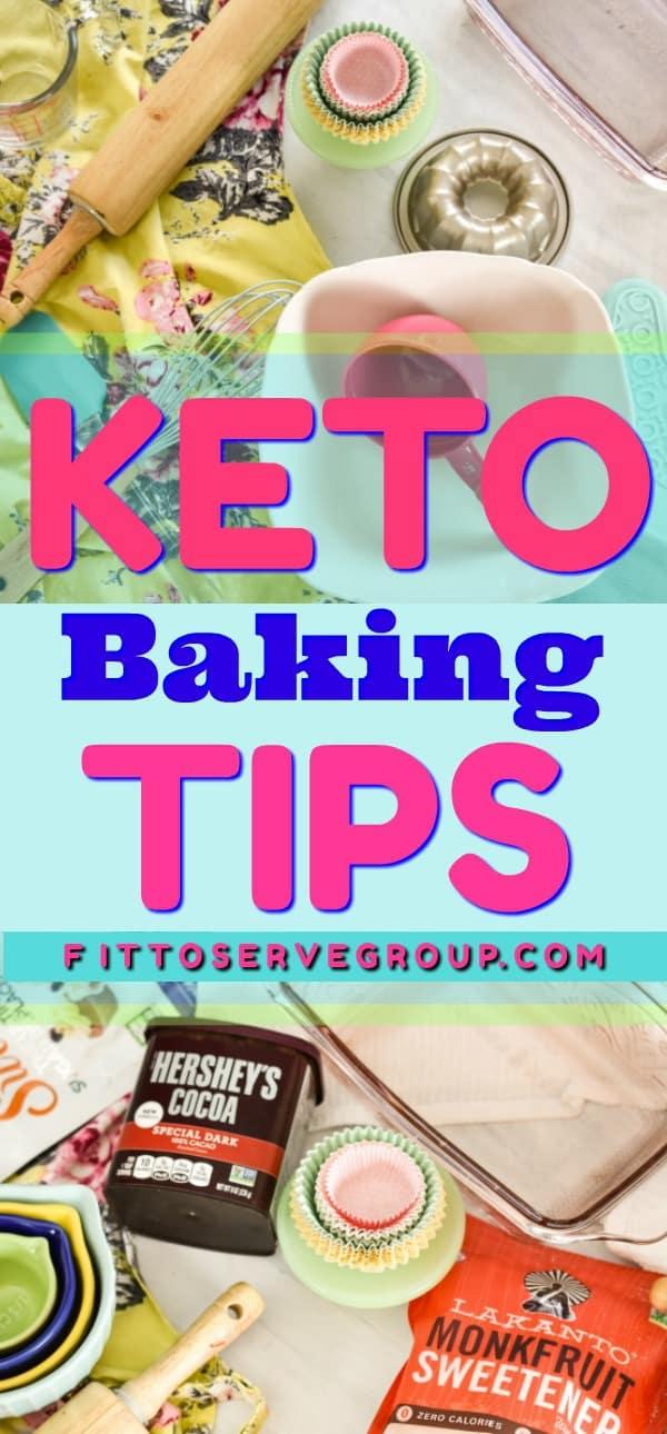 keto baking tips