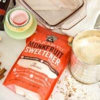 Classic Monkfruit 1:1 Sugar Substitute