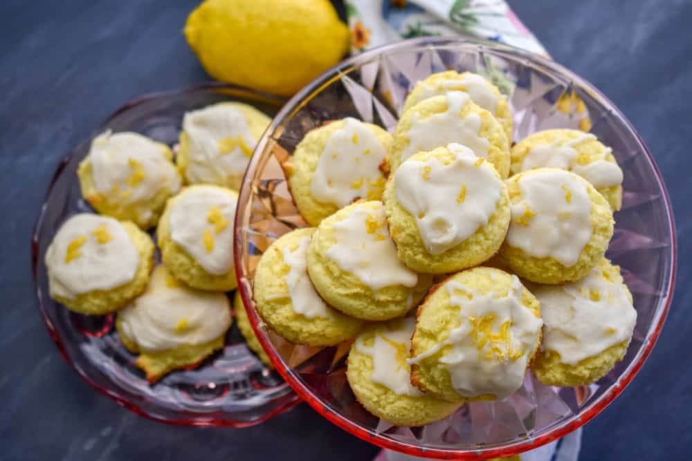 lemon Keto Cookies