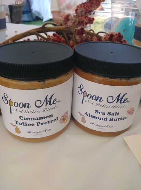 Spoon Me Nut Butter Blends