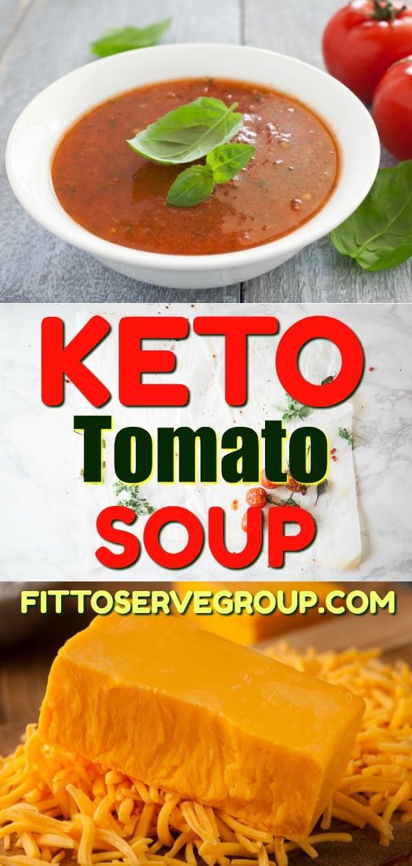 Keto Tomato Soup