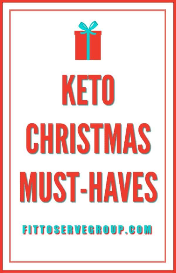 ultimate keto Christmas wish list
