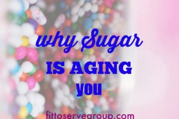 why sugar is aging you