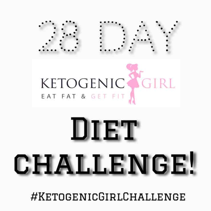 ketogenic Girl 28 diet challenge