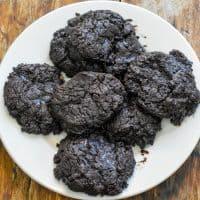 Ultimate Keto Fudge Flourless Cookies