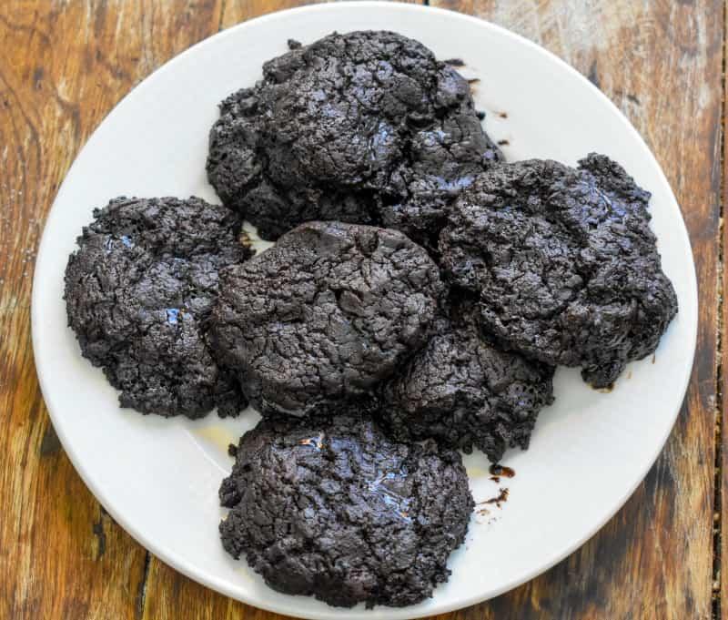 eto Fudge Flourless Cookies