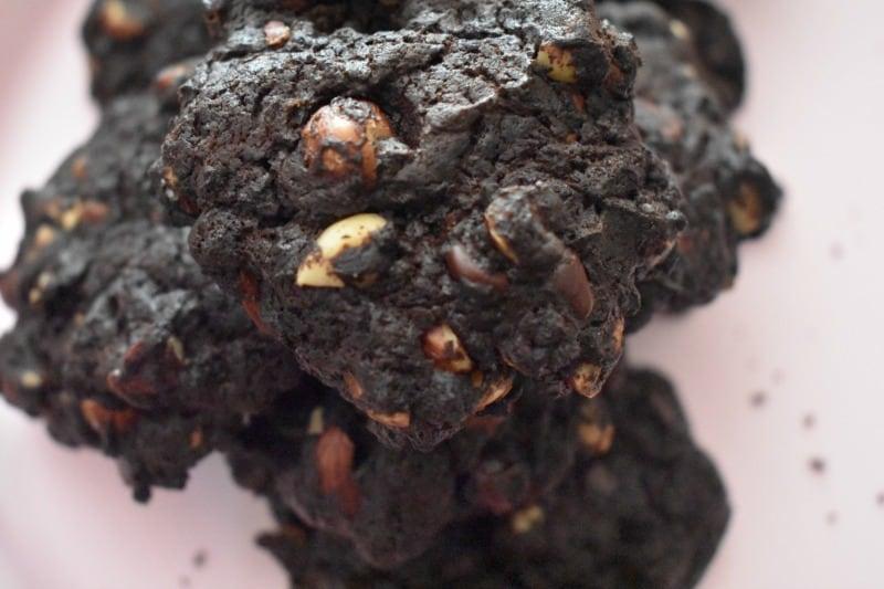 Keto Fudge Flourless Cookie