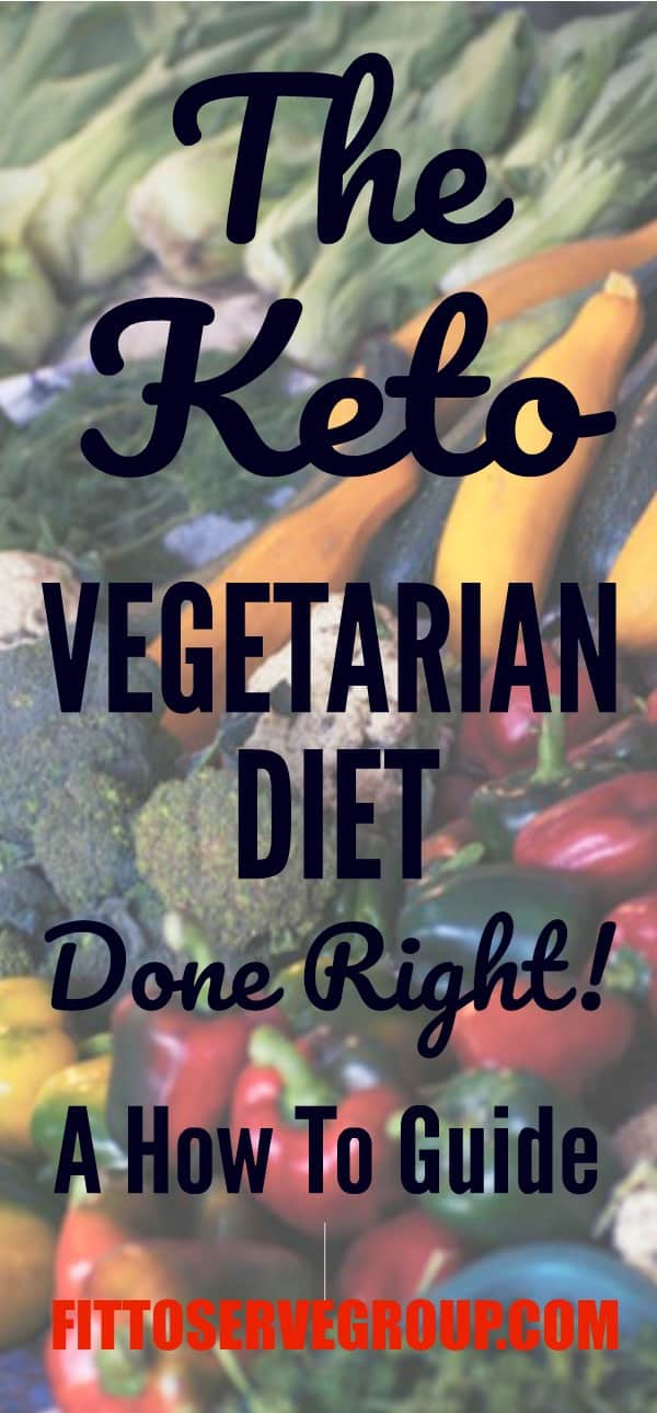 The keto vegetarian diet done right