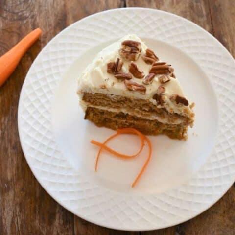 Ultimate Keto Carrot Cake