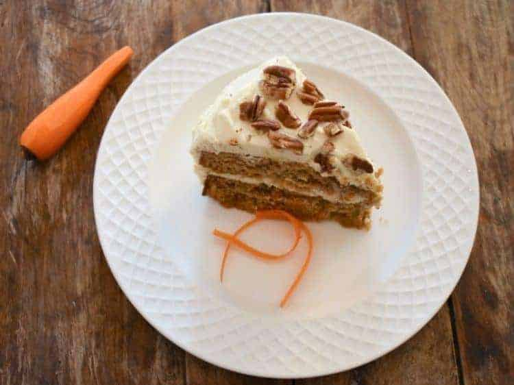 The Ultimate Keto Carrot Cake