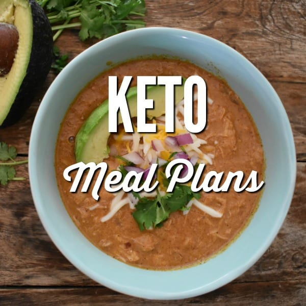 A keto meal planner that makes it easy to stay on track.