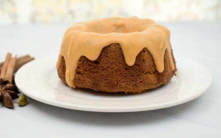 keto pumpkin cream cheese pound cake