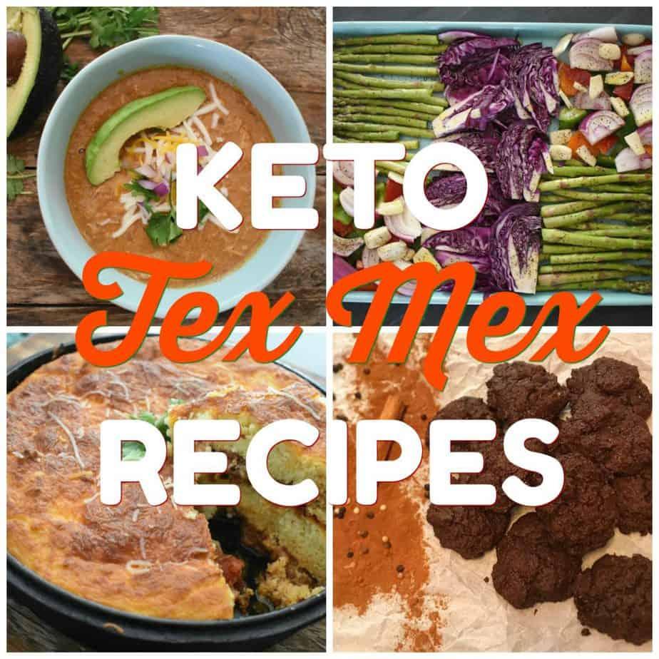 Keto Tex Mex Recipes