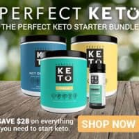 Perfect Keto Keto Starter Bundle