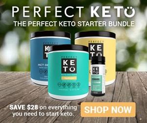 perfect keto starter bundle