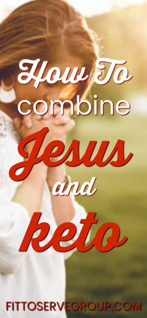 Jesus and Keto Lifestyle